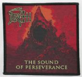 Death - 'The Sound of Perseverance' Woven Patch